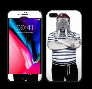 Ross el Marinero Vinilo  IPhone 8 Plus