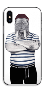 Ross the Sailor Skin IPhone X