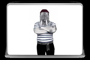 Ross the Sailor Skin Laptop 15.6