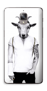 Hipster Goat Skin OnePlus 3