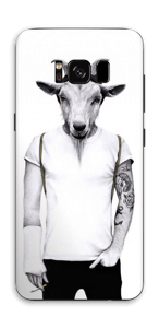 Hipster Goat Skin Galaxy S8