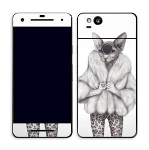 Little miss Purr-fect Skin Pixel 2