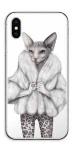 Little miss Purr-fect skin IPhone XS