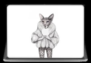 "Little miss purr-fect Skin MacBook Pro Retina 15"" 2015"