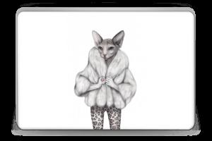 Little miss Purr-fect Skin Laptop 15.6