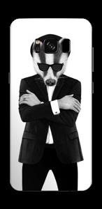 Blues Badger Skin Galaxy S8