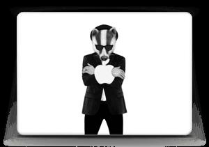 """Blues Badger  Skin MacBook Air 13"""""""