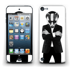 Blues Badger  Skin IPod Touch 5th Gen