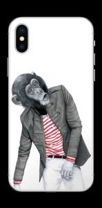 Mono de Negocios Vinilo  IPhone X