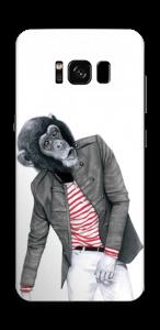 Monkey business Skin Galaxy S8