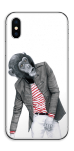 Monkey business skin IPhone XS