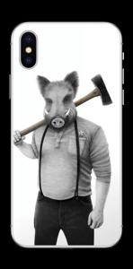 Jack Lumbar Skin IPhone X