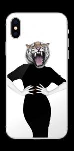 Wilma wildcat Skin IPhone X