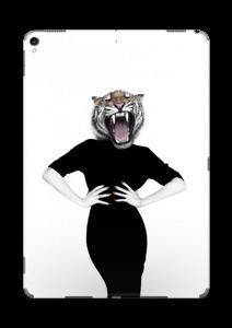Wilma wildcat Skin IPad Pro 10.5