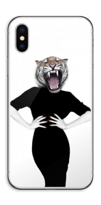 Wilma wildcat skin IPhone XS