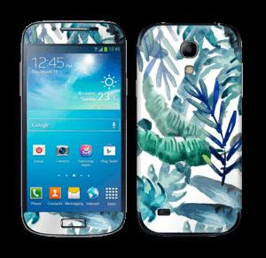 Tropical mix Skin Galaxy S4 Mini