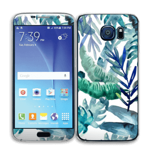 Tropical Mix Skin Galaxy S6