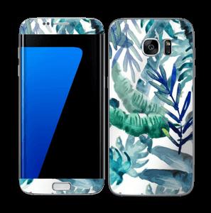 Tropical Mix Skin Galaxy S7 Edge