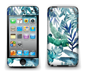Tropical Mix Skin IPod Touch 4th Gen