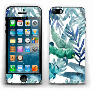 Tropical Mix Skin IPhone 5s