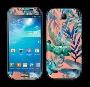Tropical nature Skin Galaxy S4 Mini