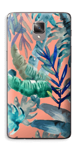 Tropical nature Skin OnePlus 3