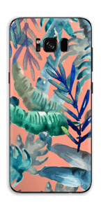 Tropical nature Skin Galaxy S8 Plus