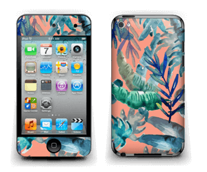 Tropical nature Skin IPod Touch 4th Gen