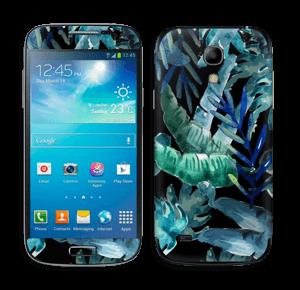 Dark Tropics Skin Galaxy S4 Mini
