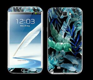 Dark Tropics Skin Galaxy Note 2