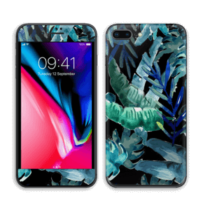 Dark Tropics Skin IPhone 8 Plus