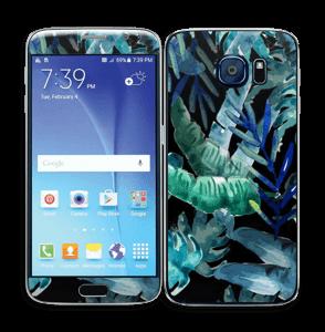 Dark Tropics Skin Galaxy S6