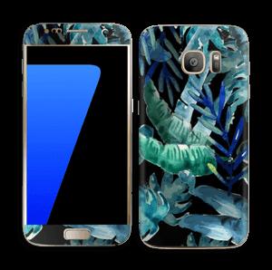Dark Tropics Skin Galaxy S7