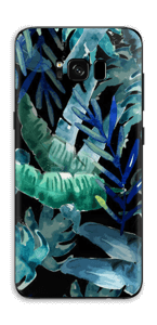 Dark Tropics Skin Galaxy S8 Plus