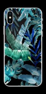 Dark Tropics Skin IPhone XS