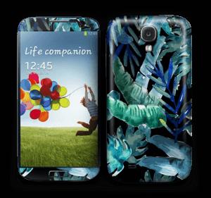 Dark Tropics Skin Galaxy S4