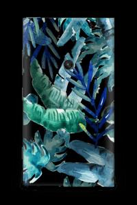 Tropiskt svart Skin Nokia Lumia 920