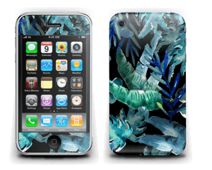Dark Tropics Skin IPhone 3G/3GS