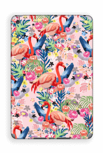 Flamingo Tropics Skin IPad Mini 4