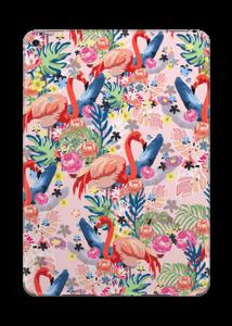 Flamingo Tropics Skin IPad Pro 9.7