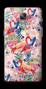 Flamingo Tropics Skin OnePlus 3