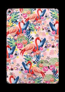 Flamingo Tropics Skin IPad Pro 10.5