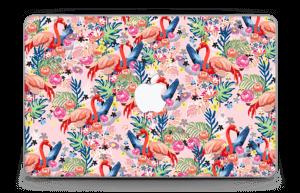 """Flamingo Tropics Skin MacBook Air 11"""""""