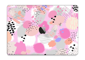 "Abstract pink Skin MacBook Pro 13"" 2016-"