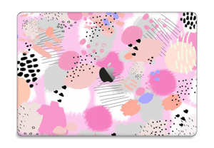 "Abstract pink Skin MacBook Pro 15"" 2016-"