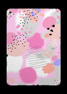 Abstract pink Skin IPad Pro 9.7