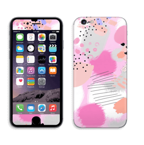 Abstract pink Skin IPhone 6/6s