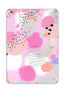 Abstract pink Skin IPad Air