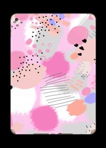 Abstraktes Rosa Skin IPad Air 2