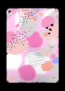 Abstraktes Rosa Skin IPad Pro 10.5
